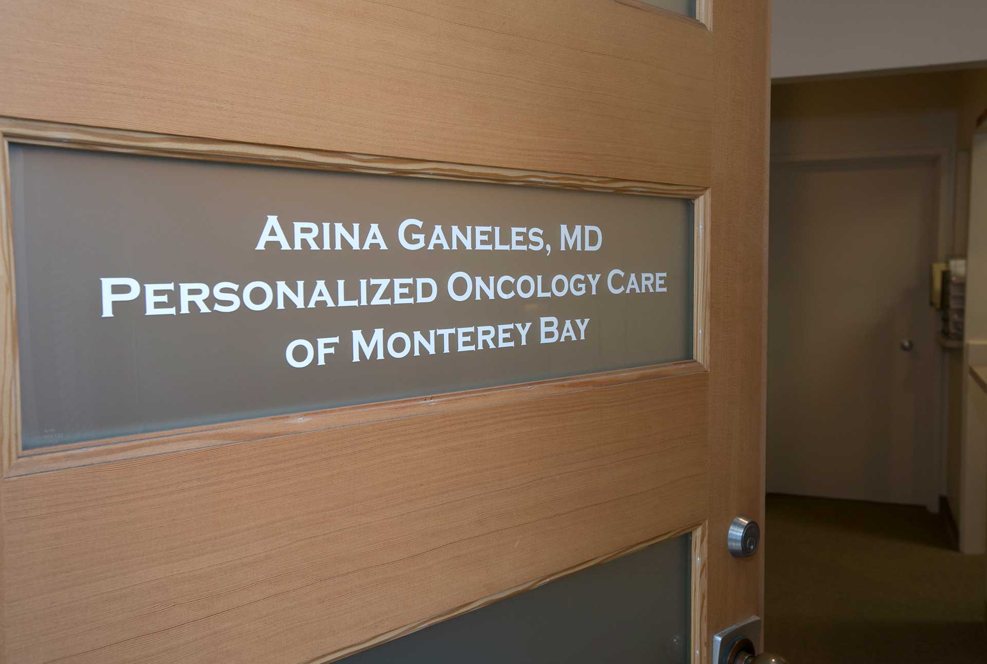 Personalized Oncology Care of Monterey Bay